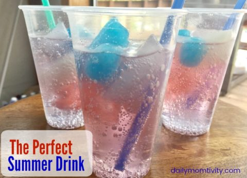 the perfect summer drink for kids